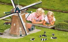 madurodam, Netherlands miniature city  http://www.holland.com/global/tourism/Article/madurodam-holland-at-its-smallest.htm