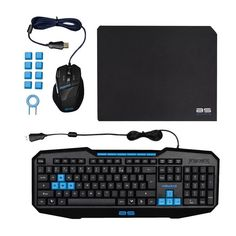 29.99 € ❤ Le #BonPlan #Informatique #Bluestork - Le Pack Triple Play #Gaming comprenant un #clavier, une #souris et un tapis de souris ➡ https://ad.zanox.com/ppc/?28290640C84663587&ulp=[[http://www.cdiscount.com/informatique/clavier-souris-webcam/bluestork-pack-triple-play/f-1070226-blu3760162059021.html?refer=zanoxpb&cid=affil&cm_mmc=zanoxpb-_-userid]]