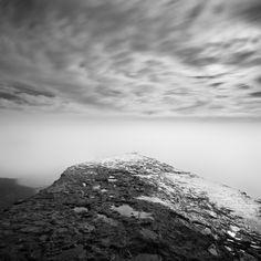 Silence, Solitude, Shoreline by Nathan Wirth, via Behance