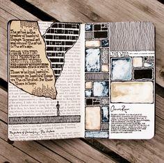 Art journals 705094885395155592 - trendy gcse art sketchbook ideas inspiration Source by Art Journal Pages, Bullet Journal Art, Art Journals, Journal Ideas, Journal Prompts, Art Pages, Textiles Sketchbook, Gcse Art Sketchbook, A Level Art Sketchbook Layout