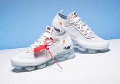 Off White Nike VaporMax White Colorway Orange Style, White Style, Curvy Petite Fashion, Nike Air Vapormax, Running Shoes Nike, Nike Shoes, Men's Shoes, Fashion Games, Fashion Models