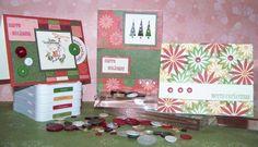 Card Happy Holidays