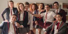 Elite_ New TV series on Netflix: the most popular Spanish Teen Crime Drama of the moment Netflix Cast, Films Netflix, New Netflix, Shows On Netflix, Baby Netflix, Shakira, Series Movies, Tv Series, Series Juveniles