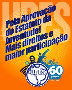 Agência: W3OL  Cliente: UBES - União Brasileira de Estudantes Secundaristas  Diretor Responsável: Fefo
