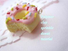 Sprinkle Donut Tutorial