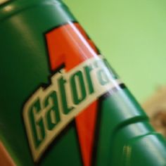#Gatorade