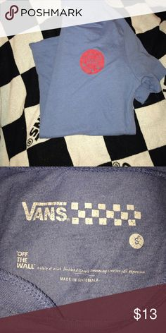 Super soft women's vans T-shirt Soft, thin women's vans tee Vans Tops Tees - Short Sleeve