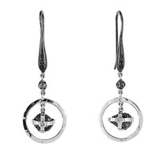 white gold x diamond Black Diamonds, Rough Diamond, Sands, Gold Earrings, Beaches, Washer Necklace, Reflection, White Gold, African