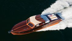 Learn the best builders of classic wooden speedboats >> http://robbreport.com/slideshow/boating-yachting/classic-wooden-speedboats-and-celebrities-who-love-them-slideshow?utm_channel=social&utm_content=bufferc018f&utm_medium=social&utm_source=pinterest.com&utm_campaign=buffer Riva Yacht Chris-Craft Boats