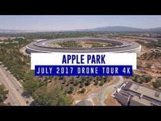 Latest 4K Apple Park drone video shows visitor center, historic barn reassembled, more - Tech News