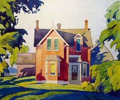 aj casson street in glen williams - Google Search