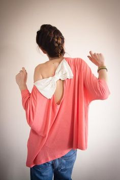 Big BacK Bow Shirt 6