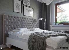 sypialnia przytulna-cosy bedroom - zdjęcie od MIKOŁAJSKAstudio - Sypialnia - Styl Rustykalny - MIKOŁAJSKAstudio