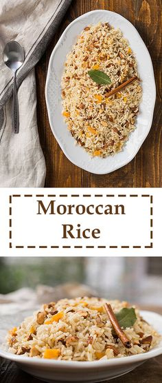 Moroccan rice (pilaf) 6