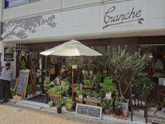 cafe & flower shop   branch