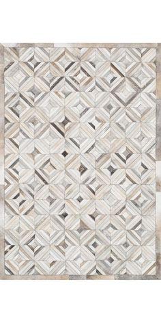 Stone Diamond Rug