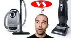 Upright vs Canister Vacuum