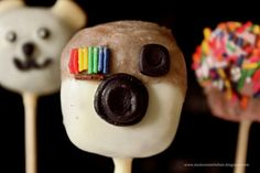 Instagram Cake Pops...WHAT