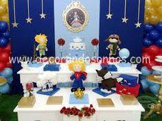 Resultado de imagem para decoração de festa de principe