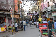 Old Delhi/ vieja Delhi India Travel, Street View