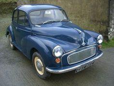 1965 Morris Minor 1000 - Exactly like mine!