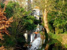 Bruges — 03/16 quiet corner