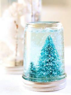 Holiday DIY Projects Using Mason Jars - iVillage