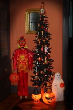 A Vintage Halloween