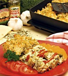 Klasické zapékané šunkofleky Meat, Chicken, Food, Essen, Meals, Yemek, Eten, Cubs