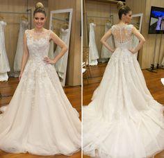 Casamoda Noivas 2014: os eleitos dos estilistas