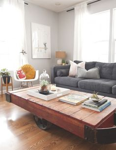 Creative Midwest Home With Industrial And Traditional Touches | DigsDigs