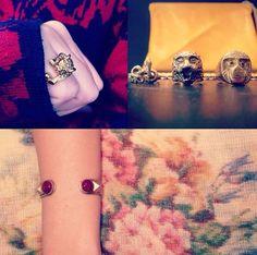 Ela Stone in Brussosa Print Tattoos, Stone, My Love, Products, Self Branding, Women's Handbags, Satchel Handbags, Fur, Bangle Bracelets