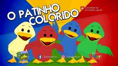 Bento e Totó - O Patinho Colorido (Desenho Infantil) Musicals, Clip Art, Education, Youtube, Children's Literature, Educational Illustrations, Learning, Youtubers, Youtube Movies