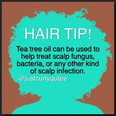 Natural hair tip. Click for the perfect oil blend that will keep your scalp itch free for WEEKS (seriously)