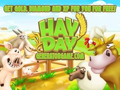 "[NEW] HAY DAY ONLINE HACK GENERATOR 100% WORKS 2015: www.haydaygenerator.ga  You can add up to 999999 amount of Diamond Gold and Xp: www.haydaygenerator.ga  Trust Me! This Method REALLY WORKS: www.haydaygenerator.ga  Please SHARE this guys: www.haydaygenerator.ga  HOW TO USE :  1. Go to >>> www.haydaygenerator.ga  2. Enter your Hay Day Username/ID or Email Address (You don't need to enter your password)  3. Enter required amount of Diamond Gold Xp and click ""Generate""  4. Finish verification…"