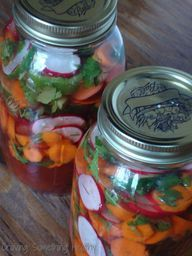 Pickled Vegetables M