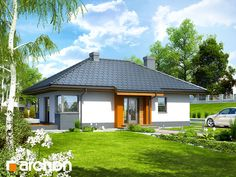 Dom w majówkach Gazebo, Outdoor Structures, Exterior, Cabin, House Styles, Design, Home Decor, Popular, Engineer