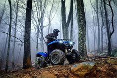 """New 2016 Yamaha Grizzly EPS ATVs For Sale in New York. <p style=""""margin-bottom: 1em;"""">There's no stopping the best selling big bore utility ATV in America – it's all-new and better than ever. Built Real World Tough and Assembled in USA.</p>"""