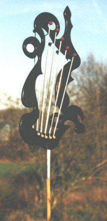 Aeolian Harps of Robert Valkenburgh - #23