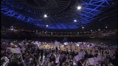 """Berlin,  March7, 2015: Tens of thousands  gathered in Berlin today to commemorate International Women's Day, in the gathering for """"Tolerance and Equality for Women""""."""