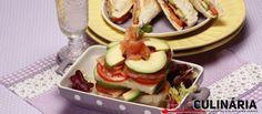 Uma tosta bem recheada sabe sempre bem ;) Tostas de salmão com abacate
