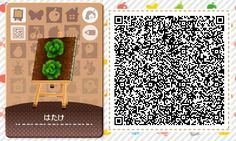 Crossing: New Leaf & HHD QR Code Paths - Animal crossing new leaf Qr codes - Qr Code Animal Crossing, Animal Crossing Qr Codes Clothes, Acnl Pfade, Acnl Qr Code Sol, Acnl Paths, Theme Nature, Motif Acnl, Garden Tiles, Code Wallpaper