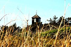 Church at Callantsoog, village near the sea