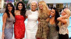 """Kim and Kyle Richards - Real Housewives of Beverly Hills, Season 4 Episode """"Are You My Friend? Bridesmaid Dresses, Prom Dresses, Formal Dresses, Wedding Dresses, Kyle Richards, Brandi Glanville, Bravo Tv, Housewives Of Beverly Hills, New Friendship"""