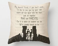 The Nightmare Before Christmas Pillow Jack and by ShayItWithLove
