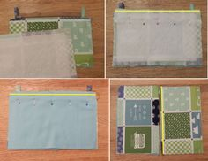 pencil case tutorial-sewing-zipper-pouch-flat-square-corners-second-side