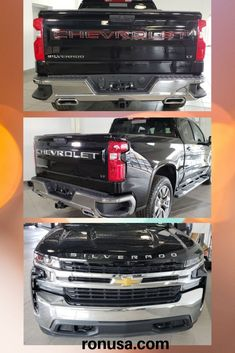 Chevy Silverado Tailgate & Hood Letter Inserts. Available in different color combinations. #silverado #chevysilverado #chevytailgate #chevyhood