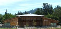 The People's Center is the Museum and Cultural Center of the Karuk Tribe of California. The Center includes an exhibition gallery, a gift shop, a Basketweaving classroom, a library and the Karuk Language Program Office.