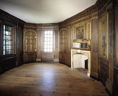 Paneling from Marmion, the Fitzhugh House [King George County, Virginia] (16.112) | Heilbrunn Timeline of Art History | The Metropolitan Museum of Art