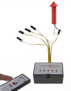 Launch Kontrol Zündsystem für Böller und Raketen